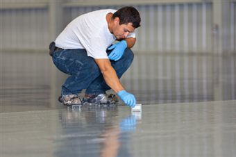 Epoxy Floor Coating 600 Sq. Ft. per Unit
