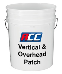 Vertical and Overhead Patch