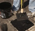 Asphalt/Blacktop Chuck Hole Filler