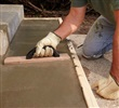Polyester Concrete Patch